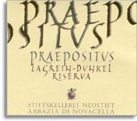 2000 Abbazia Di Novacella Lagrein Riserva Praepositus