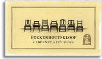 2010 Boekenhoutskloof Cabernet Sauvignon Franschhoek