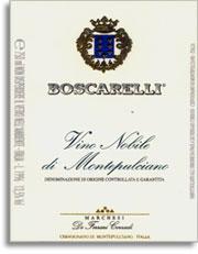 2010 Boscarelli Vino Nobile Di Montepulciano