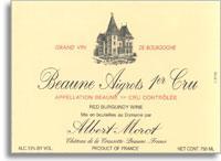 2011 Domaine Albert Morot Beaune Aigrots