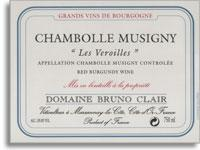 2012 Domaine Bruno Clair Chambolle-Musigny Les Veroilles