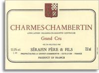 1998 Domaine Christian Serafin Charmes-Chambertin