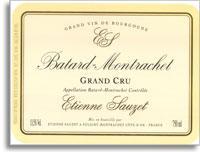 2007 Domaine Sauzet Batard-Montrachet