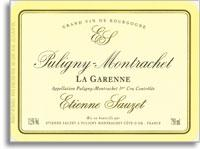 2009 Domaine Sauzet Puligny-Montrachet Garenne