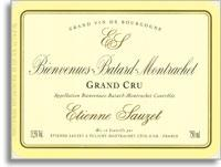 2007 Domaine Sauzet Bienvenue-Batard-Montrachet