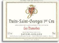 2010 Domaine Jayer Gilles Nuits-Saint-Georges Les Damodes