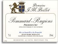 2011 Domaine Jean-Marc Boillot Pommard Rugiens
