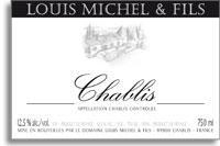 2014 Domaine Louis Michel Chablis