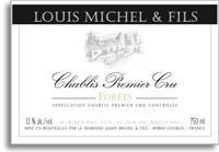 2012 Domaine Louis Michel Chablis Forets