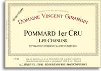 2003 Domaine/Maison Vincent Girardin Pommard Chanlin Vieilles Vignes