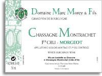 2012 Domaine Marc Morey Chassagne-Montrachet Morgeot
