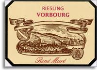 2011 Domaine Rene Mure/Clos St. Landelin Riesling Vorbourg