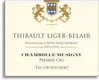2011 Domaine Thibault Liger-Belair Chambolle-Musigny Les Gruenchers