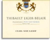 2011 Domaine Thibault Liger-Belair Clos-Vougeot
