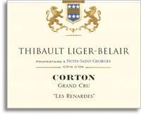 2014 Domaine Thibault Liger-Belair Corton Les Renardes