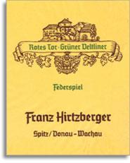 2010 Franz Hirtzberger Gruner Veltliner Federspiel Rotes Tor