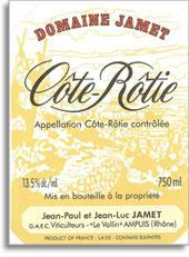 2007 Domaine Jean Luc et Jean Paul Jamet Cote-Rotie