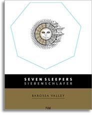 2012 Kurtz Family Vineyards Seven Sleepers Red Wine Barossa Valley