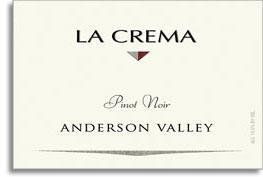 2012 La Crema Pinot Noir Anderson Valley