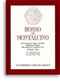 2011 Lisini Rosso Di Montalcino