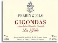 2009 Famille Perrin Gigondas La Gille