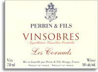 2015 Famille Perrin Vinsobres Les Cornuds