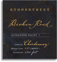 2009 Jackson Family Wines Chardonnay Broken Road Alexander Valley