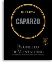 2006 Caparzo Brunello Di Montalcino Riserva