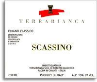 2008 Terrabianca Chianti Classico Scassino