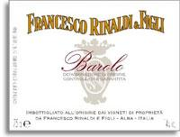 2008 Francesco Rinaldi Barolo Doc
