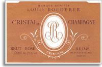 1996 Louis Roederer Cristal Rose