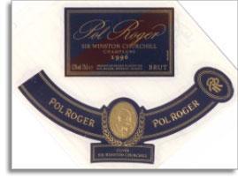 1988 Pol Roger Cuvee Sir Winston Churchill Brut