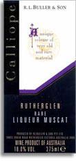 NV R. L. Buller & Son Calliope Rare Liqueur Muscat Rutherglen