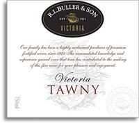 NV R. L. Buller & Son Tawny Victoria