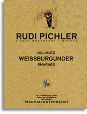2012 Rudi Pichler Weissburgunder Smaragd Kollmutz