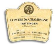2000 Taittinger Comtes De Champagne Blanc De Blancs Brut