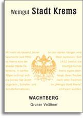 2012 Weingut Stadt Krems Gruner Veltliner Wachtberg