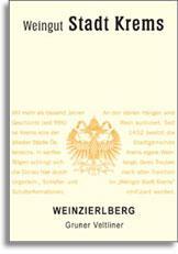 2010 Weingut Stadt Krems Gruner Veltliner Weinzierlberg Kremstal Dac