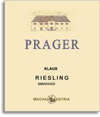 2010 Weingut Prager Riesling Smaragd Klaus