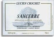 2012 Domaine Lucien Crochet Sancerre Le Chene