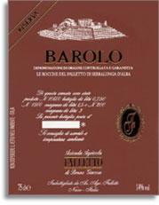 2007 Bruno Giacosa Barolo Le Rocche Del Falletto Riserva