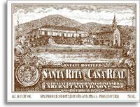 2010 Vina Santa Rita Cabernet Sauvignon Casa Real Maipo Valley