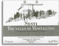 2003 Sesti Brunello Di Montalcino