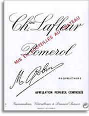 2000 Chateau Lafleur Pomerol