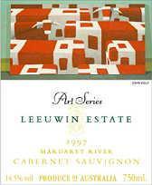 2012 Leeuwin Estate Cabernet Sauvignon Art Series Margaret River