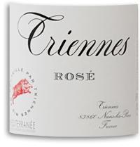 2012 Domaine De Triennes Rose Vin De Pays Du Var