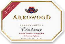 Vv Arrowood Vineyards And Winery Chardonnay Reserve Speciale Sonoma County