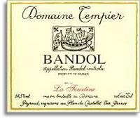 2010 Domaine Tempier Bandol Tourtine