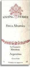 2008 Achaval Ferrer Finca Altamira Mendoza