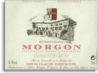 2010 Domaine Louis-Claude Desvignes Morgon Cote du Py